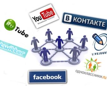 Маркетинг в социальных сетях